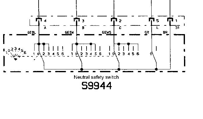 1150gs Gear Indicator Wiring Diagram