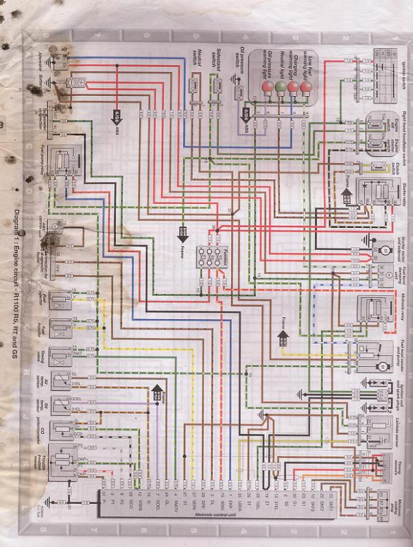 gs1100 wiring diagram wanted attached images