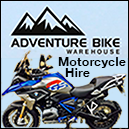 BMW, Honda and KTM Adventure Motorcycle Hire from the adventure bike specialists. Great hire prices on the best bikes.